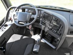 Řidič má možnost zvýšit jízdní komfort pomocí celé řady nastavení