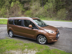 Ford Connect Tourneo 1,6 TDCi