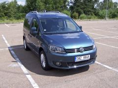 VW Caddy CUP 1.6 TDI