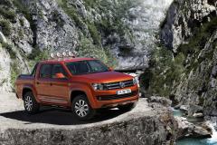 WV Amarok Canyon je akční verze úspěšného pick-upu