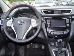 nissan-Ergonomie dobrá, místa za volantem tak akorát