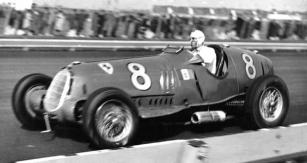 Vroce 1936 vyhrál obnovený závod oVanderbiltův pohár, tentokrát ale již pojmenovaný George Vanderbilt Cup jeden znejlepších závodníků historie – létající Mantovan Tazio Nuvolari.