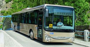 Modelová řada  meziměstských autobusů  Iveco Crossway je významnou  součástí nosného výrobního programu vzávodě ve Vysokém Mýtě.