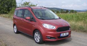 Ford Courier Tourneo 1.0 Titanum