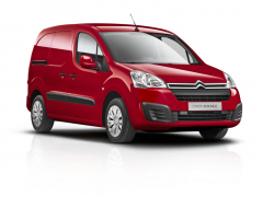 Nový Citroën Berlingo furgon