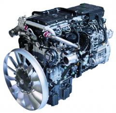 Nyní je OM 471 kdispozici vpěti výkonových variantách. Vrcholem je maximální výkon 390 kW/530 k.