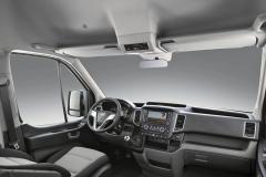 Nejvyšší úroveň výbavy poskytuje řidiče nebývalý komfort