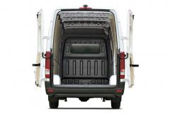 Dva rozvory, dvě délky karoserie a dva objemy nákladového prostoru nabízí verze van