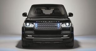 Zdánlivě sériový Range Rover je plně pancéřovaný