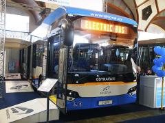 Elektrický autobus Ekova