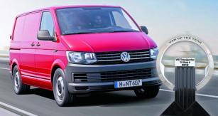 VW získal prestížne ocenenie smodelovým radom Transporter už tretíkrát (1992, 2005 a2016).