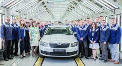 Vrámci GAZ Group jsou vRuské Federaci montovány také osobní automobily Škoda Octavia.
