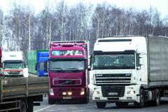 Od15. listopadu 2015 se nakamiony scelkovou hmotností nad 12t celkové hmotnosti vztahuje povinnost platit nadálnicích Ruské federace mýtné.