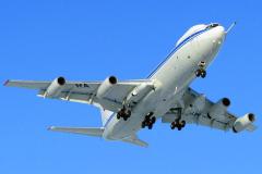 Vsoučasnosti se se stroji Il-80 počítá nadále, ato až dopříchodu nového speciálu Il-96VKP, který je vyvíjen odříjna 2016 vrámci OKR Zveno-3S.