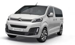 Citroën Spacetourer nahradí osobní verzi modelu Jumpy