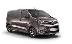Nová generace Toyota ProAce