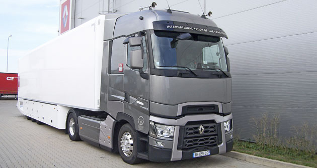 International Truck of the Year 2014 – Renault T 520
