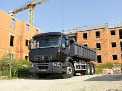 Renault C 6x2 nosič kontejnerů