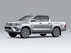 Toyota Hilux – šestá generace