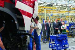 Aby DAF uspokojil požadavky svých zákazníků, musel vroce 2015 navýšit na čtyři měsíce svoji výrobu vEindhovenu o 50 %!