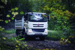 Jako pohon nákladních vozů Tatra Phoenix slouží motory PACCAR MX-11 nebo MX-13.