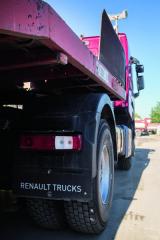 Svozidly Renault Trucks jsou zákazníci velmi spokojeni. Automobilka nabízí to, co potřebují.