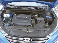 hyundai-Dvoulitrový vznětový motor je na vrcholu nabídky modelu Tucson