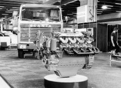 První motor V8 vyrobený vroce 1969
