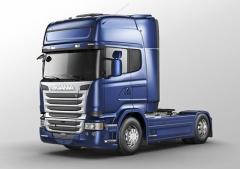 Vlajková loď Scania Streamline