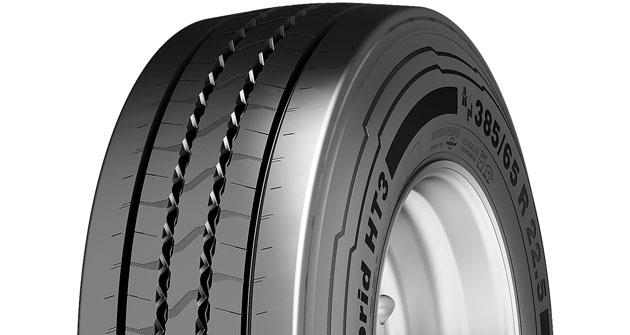 Vítězná pneumatika Conti Hybrid HT3