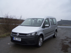 Volkswagen Caddy 2.0 TDI Maxi