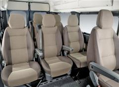 Základní konfigurace sedadel