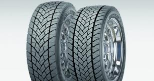Srovnání pneumatik GoodYear  KMAX D Low Deck 315/45 a295/60.