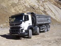 Volvo FMX 500 8x4 snástavbou VS Mont