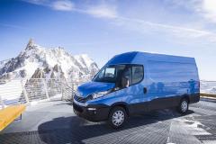 Iveco Daily pohání motor splňující ekologickou normu Euro 6