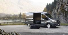 Ford Transit nabízí skvělé užitkové vlastnosti