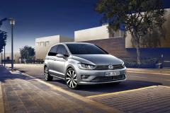 """Operativní leasing """"All-inclusive"""" od Volkswagen Financial Services je připraven i pro všechny karosářské verze typu Golf"""