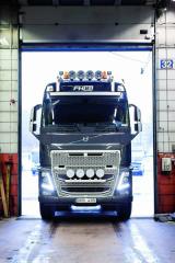 Vrcholovým modelom ponuky Volvo trucks je FH 16.