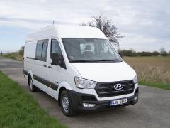Hyundai H350 Combi Van