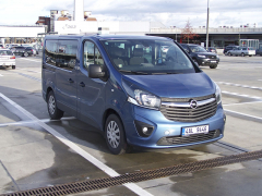 Opel Vivaro Combi 1.6 CDTi L1H2 Business Edition