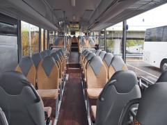Příjemné prostředí pro cestující
