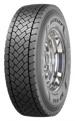 Protektorovaná pneumatika SP 446TreadMax