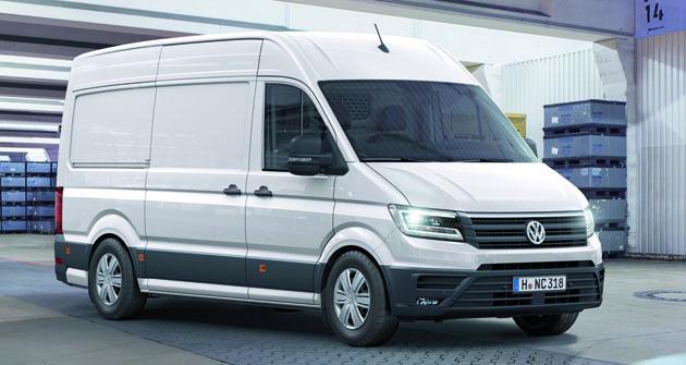 VW Crafter modelového roku 2017 je konečně 100% vlastní produkt VW Group.