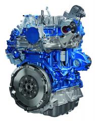 Nový vznětový agregát Ford EcoBlue 2,0l.