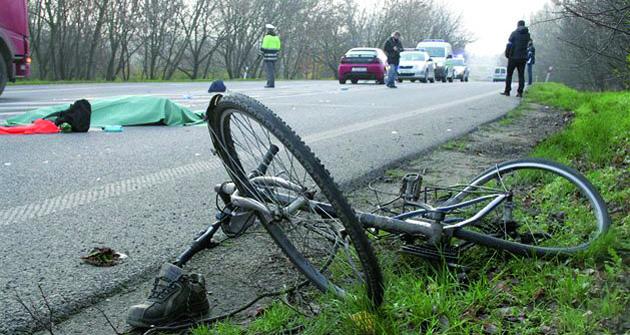 """Cyklista je """"setsakramentsky"""" zranitelný."""