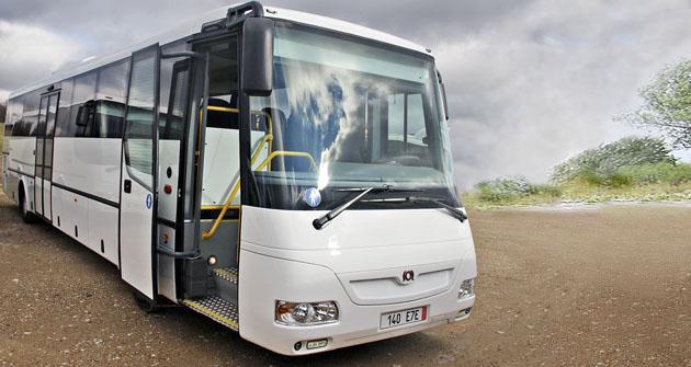 Autobus SOR LC o délce 12 metrů