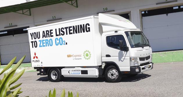 Fuso E-Cell, úspěšný průkopník elektrifikace větších užitkových vozidel