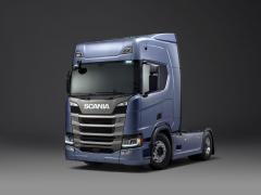 Nová kabina Scanie je kombinací ergonomického designu a komfortu