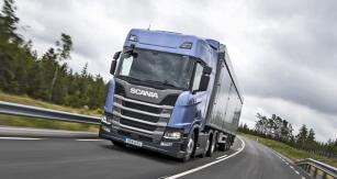 Nová tvář tahače Scania