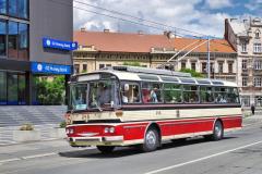 Jeden ze sedmi vyrobených vozů T 11